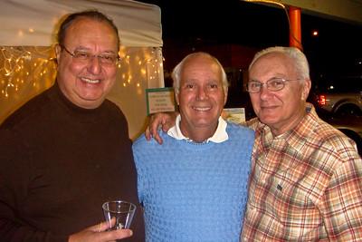 TONY, HERB, and DIK