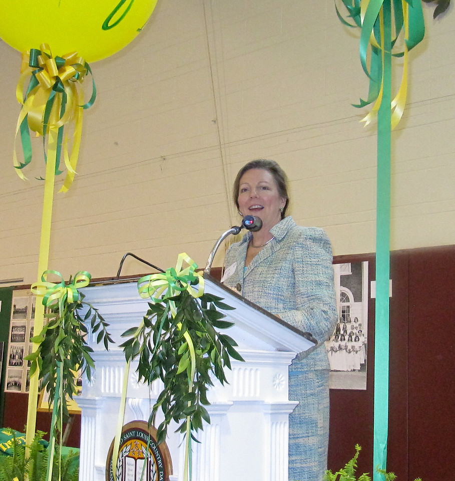 remarks from current Head of School LISA LYLE