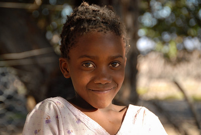 Girl, Namibia