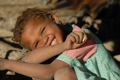 Child, Namibia