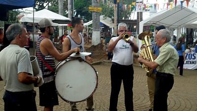 Lots of Local Volunteer Bands