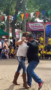 Fiestas Must Have Dancing!