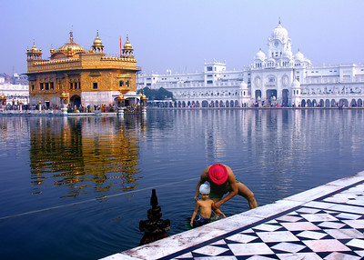 PILGRIM - GOLDEN TEMPLE
