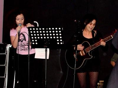 Babydoll au club Le Soir (03/2008)