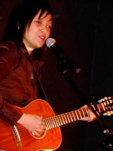 Babydoll au club Le Soir (04/2008)