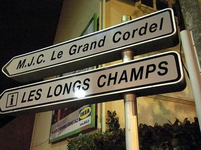"""Soirée """"les Chattes Hurlantes"""" au Grand Cordel de Rennes (11/2008)"""