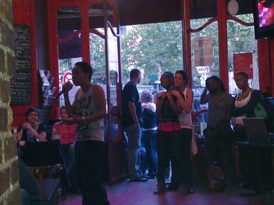 Silex à la soirée Foleffet (07/2011)