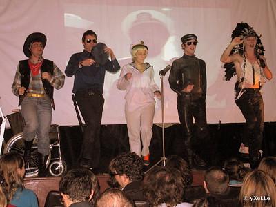 Soirée Lez Go Party n°2 : Bar la Venus Noire & Rocky Horror Picture Show au Studio Galande (11/2009)