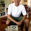 Matt Heppe, a Wissahickon High School teacher, recently published his first novel. He is donating the first few months' proceeds to charity.<br /> Bob Raines 7/5/11