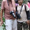 Me with Luis, My Birding Guide at