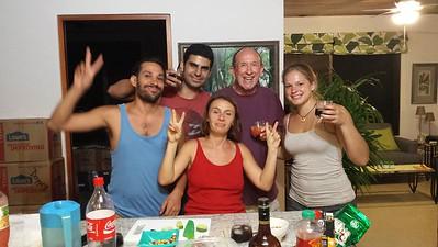 My 75th Birthday Party with Su Espacio Friends