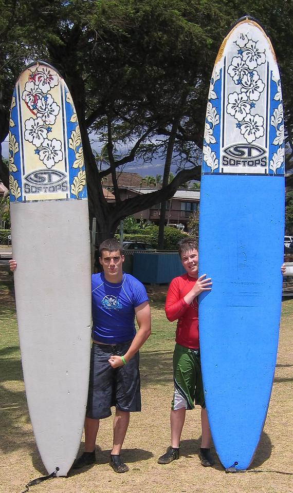 Daniel & Steven 2007
