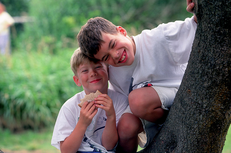 Steven & Dan 2003