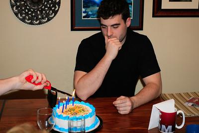 Dan's 23rd Birthday