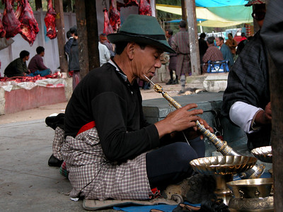 WEEKEND MARKET - THIMPU, BHUTAN