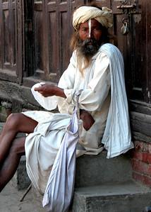SADHU - KATHMANDU, NEPAL