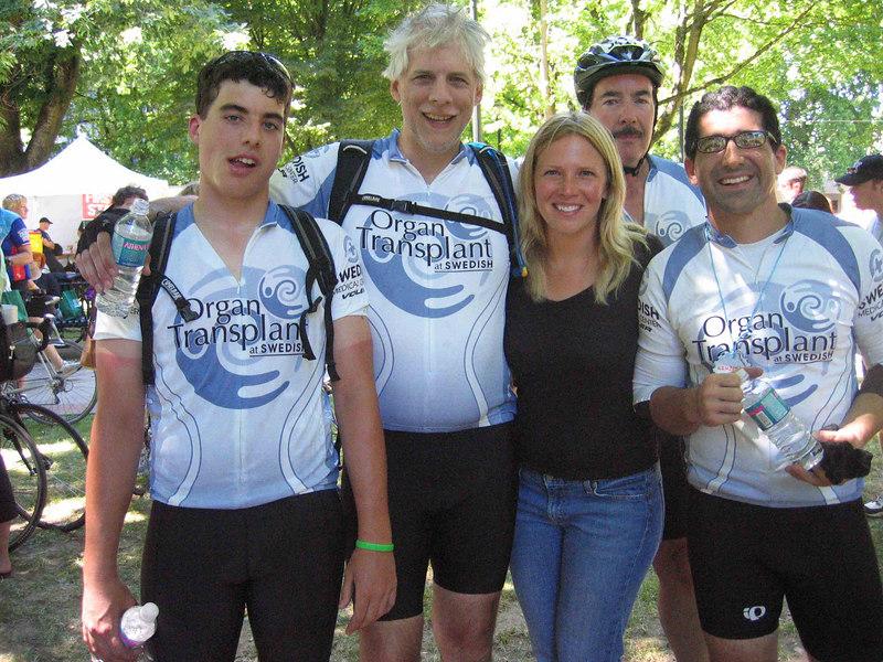 Daniel Arvan, Gary Arvan, Terri Baker Spinelli(Team Capitan), Steve, & Matt Pugliese