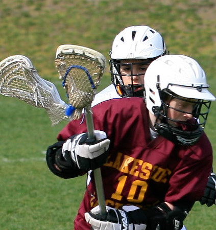 2008 LAX - G4  Lakeside vs Highline