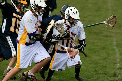 2008 LAX - G8 Highline vs. North Kitsap