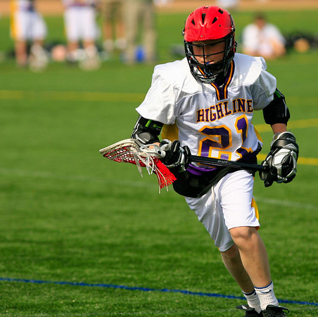 2008 LAX -- G9 Highline vs. Lake Sammamish