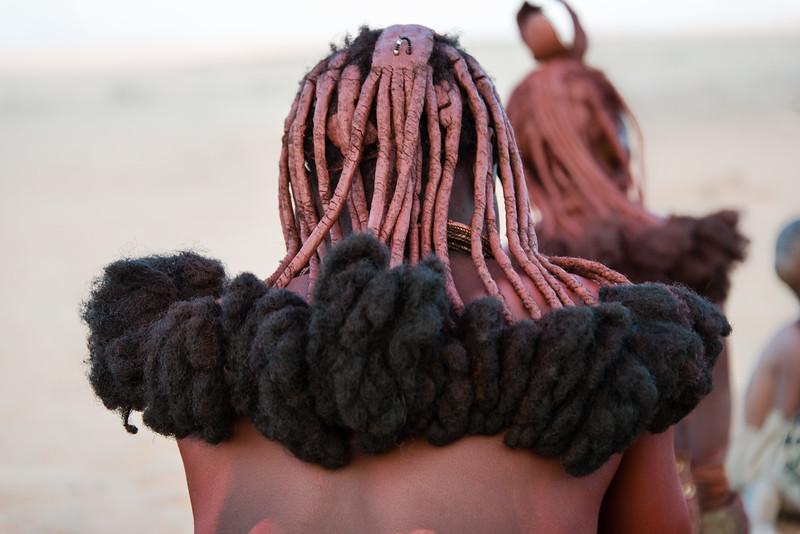 Himba Hair Style 2