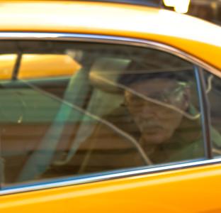 FRANKO TAKES A CAB