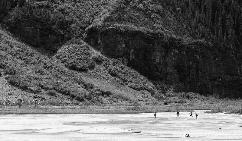 Canyon Walkers -- Lake Louise, B.C. (July 2010)