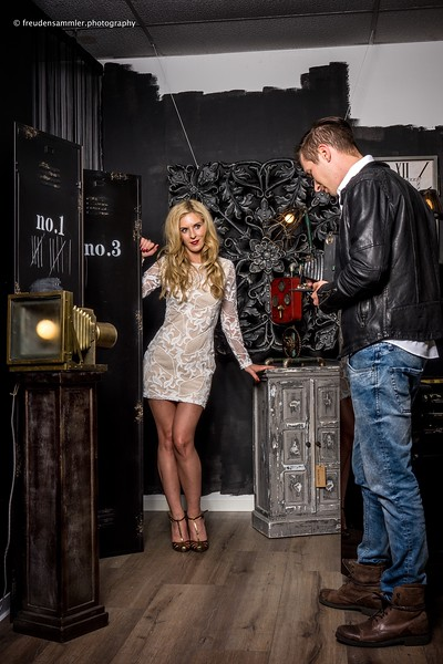Couple shooting - Location: Herzblut Concept store Bad Honnef