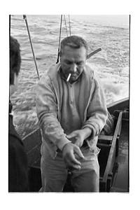 Uncle Joe—Prawn Fisherman Monterey Bay, California November 1964