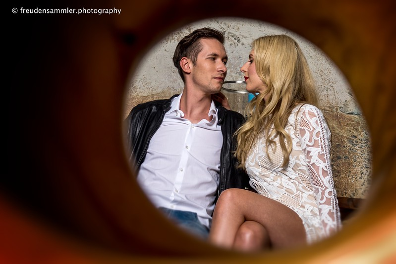Couple shooting - Location: Herzblut Concept Store Königswinter