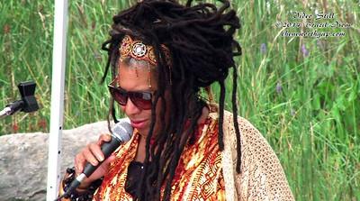 Val Sings at Ijams' Saturday South Celebration