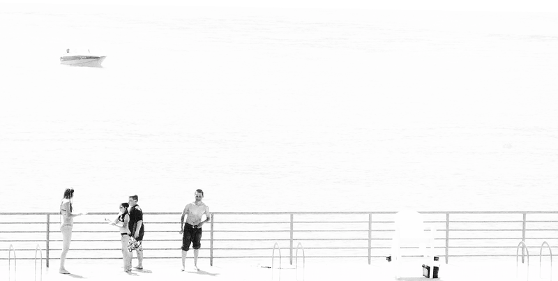 Pier -- Manson, Washington (June 2010)