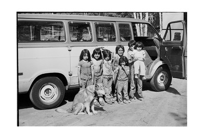 Dodge, Kids and Dog