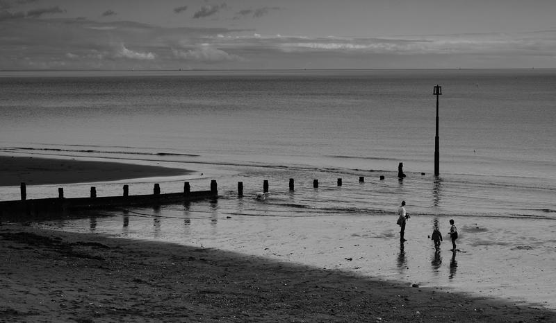 Beach (2) -- Teignmouth, England (October 2013)