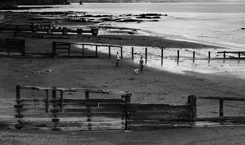 Beach (5) -- Teignmouth, England (October 2013)