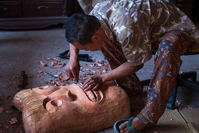 Woodworker, Sumatra