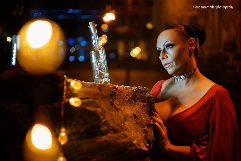 Model: Antonietta Manzke