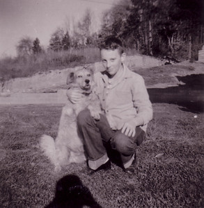 Doug and Fifi in the late 1950s