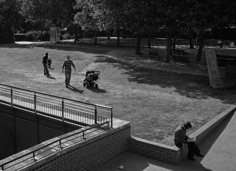 South Bank Park -- London, England (September 2012)