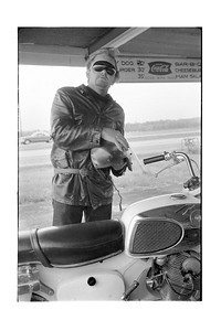 Sonny Broom at Drive-in