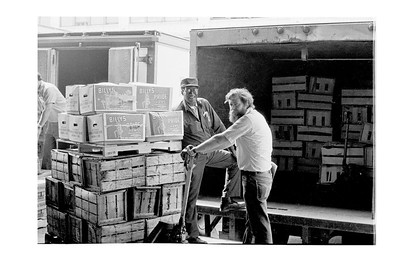 Produce House Dock Workers