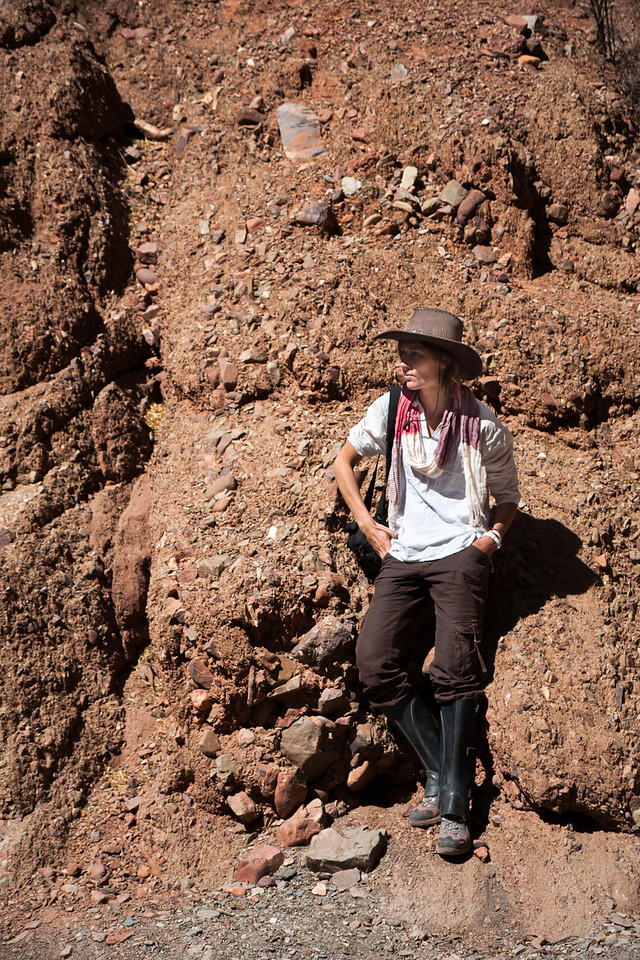 Celine of France looking very cowgirl.<br /> <br /> Location: Tupiza, Bolivia<br /> <br /> Lens used: Canon 17-55mm f2.8 IS