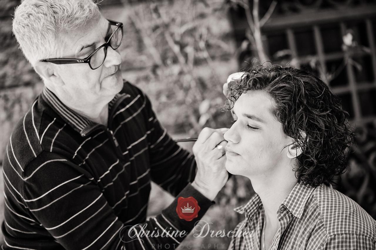 Atre Fabres Photo shoot