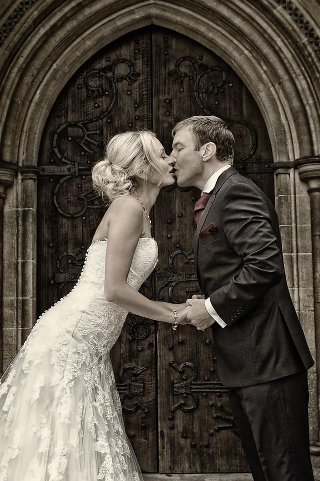 Vicky & Geoff's Wedding
