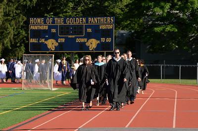 P T H S Class of 2017 Graduation