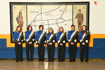 PEQUANNOCK HS BAND 2018-2019