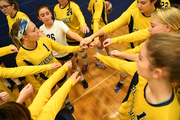 PEQUANNOCK VOLLEYBALL 2017
