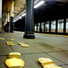 """""""Souls of Gold""""<br /> Public Art Project<br /> Lower Manhattan<br /> March 2011"""