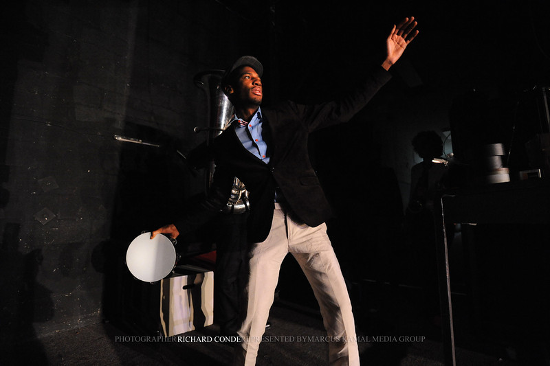 JONATHAN BATISTE / THE FAMILY ARTS FESTIVAL 2011