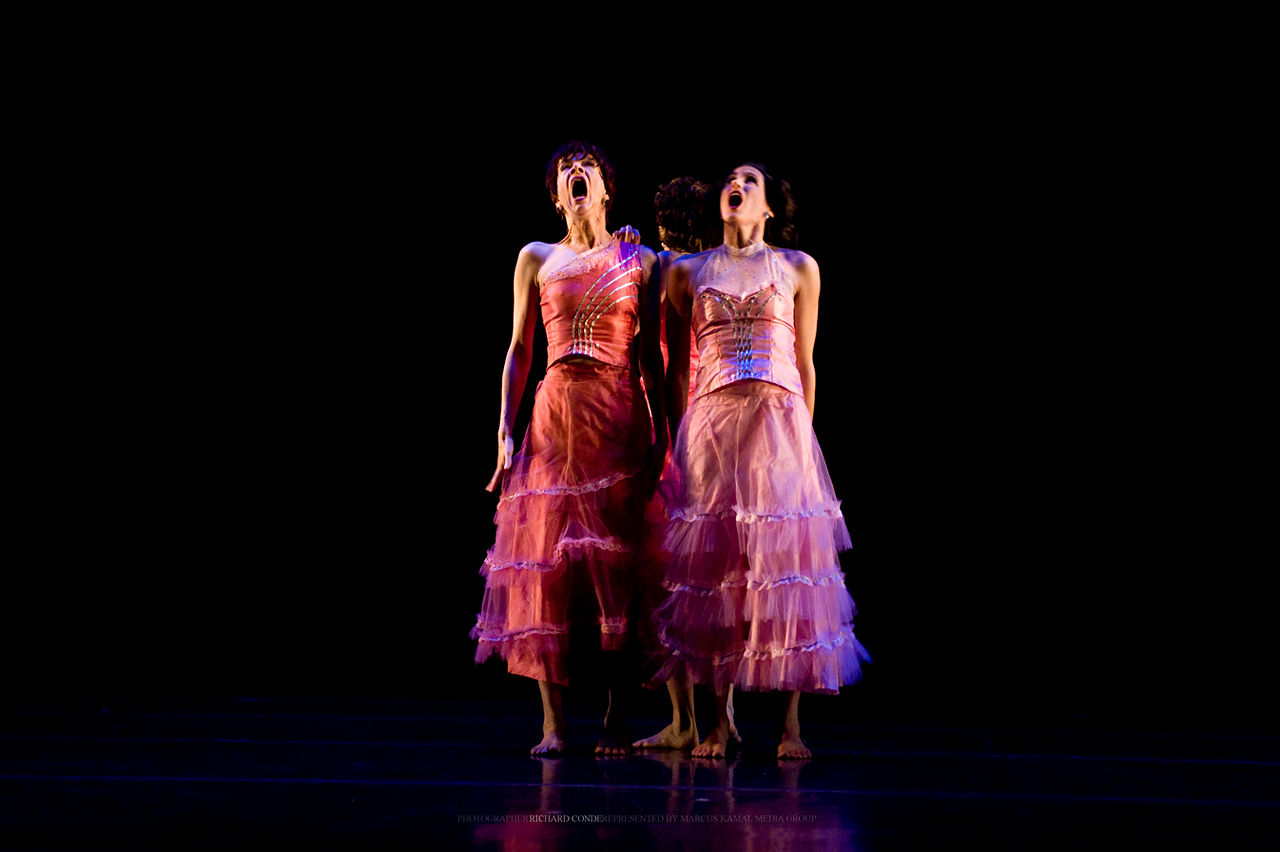 BERNIER DANCE COMPANY / NUDANCE NOW FESTIVAL